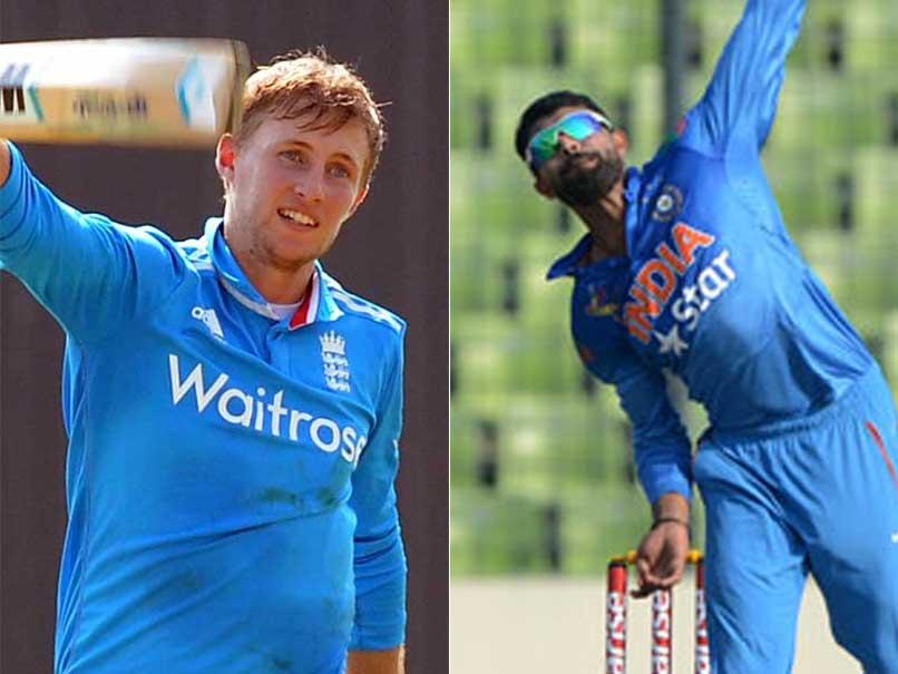 India vs England: Player Face-Offs - Ravindra Jadeja vs Joe Root