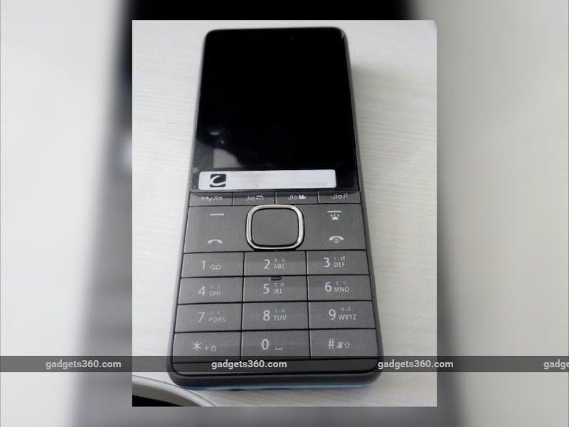 Reliance Jio 4जी फ़ीचर फोन के स्पेसिफिकेशन और कीमत लीक, जल्द ही लॉन्च संभव