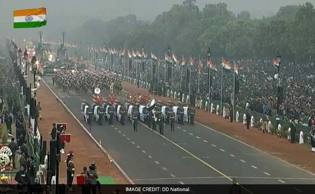 Choppers To Fly ASEAN Flag During Flypast Over Rajpath This Republic Day