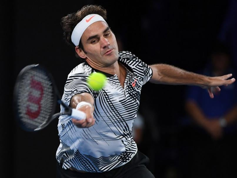 Australian Open: Roger Federer Rolls Into All-Swiss Semi-Final