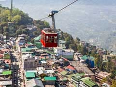 Ropeway Project In Jammu Likely To Be Completed By Year-End