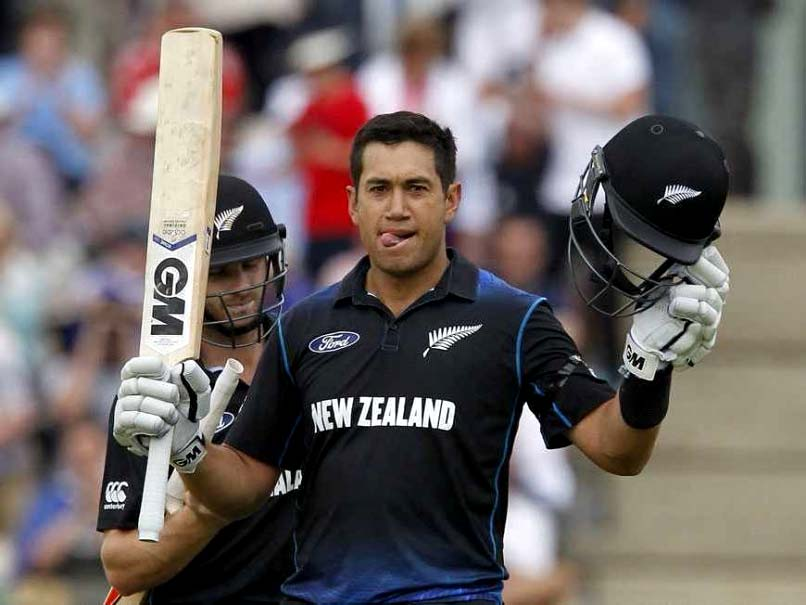 New Zealand vs Bangladesh: Ross Taylor Eyes Record of Late Mentor Martin Crowe