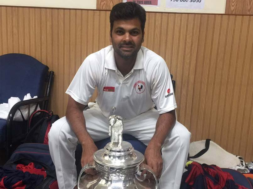 Ranji Trophy Final: Gujarat's RP Singh Loses Cool With Fan On Boundary Line