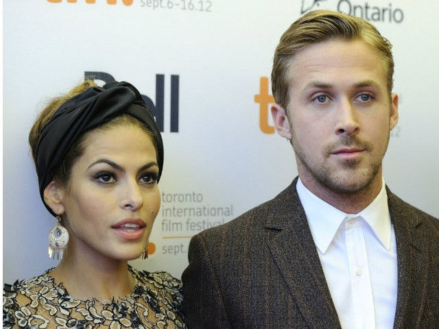 Eva Mendes Responds (Sort Of) To Ryan Gosling's Globes Speech Thanking Her
