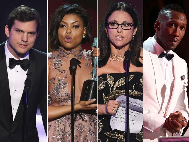 SAG Awards: Hollywood Uses Speech Time To Slam Donald Trump