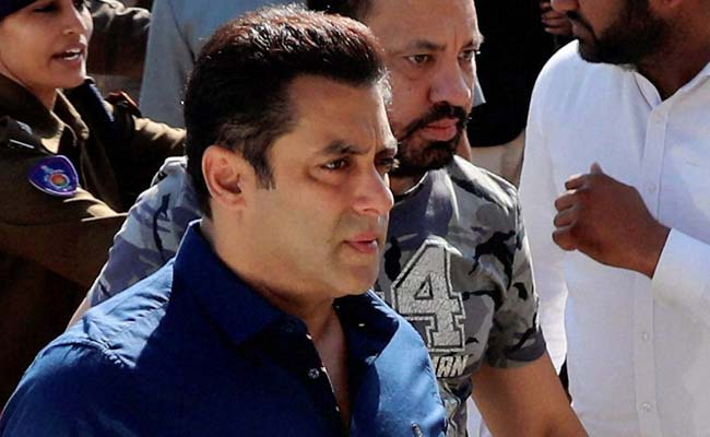 Court To Rule Tomorrow If Salman Khan Can Go Abroad Without Permission