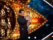 <i>Bigg Boss 10</i>: Salman Khan's Adorable Guest, Baby Ahil