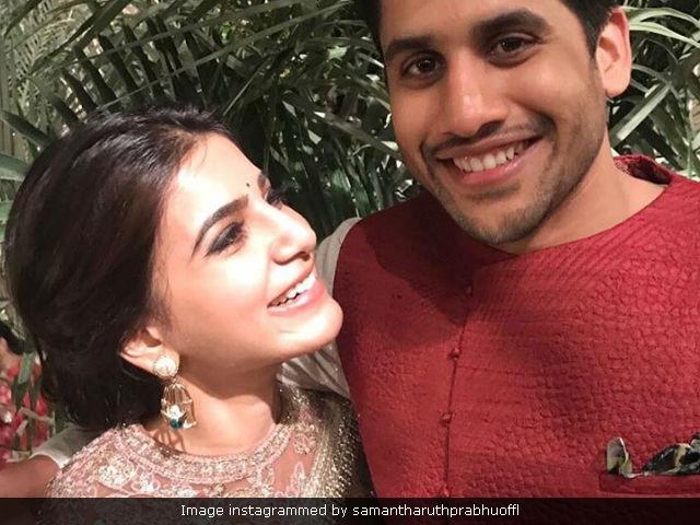 Samantha Ruth Prabhu's Instagram Post Featuring Naga Chaitanya Is Now Viral