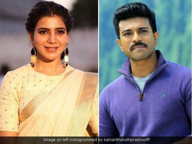 Samantha Ruth Prabhu May Replace Anupama Parameswaran As Ram Charan Teja's New Heroine