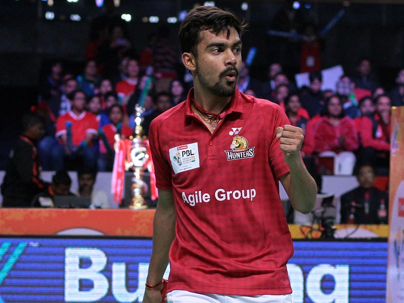 Carolina Marin, Sameer Verma Guide Hyderabad Hunters to PBL Semis