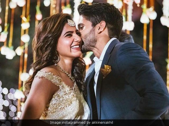 Samantha Ruth Prabhu, Naga Chaitanya Are Engaged. See Pics
