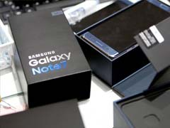 Phone Makers Take Aim At Ailing Samsung With New Handsets