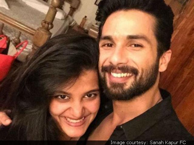 Is Shahid Kapoor's Sister Sanah Engaged To Mayank Pahwa?