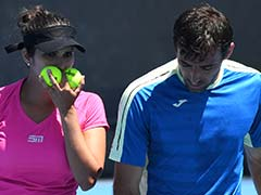Sania Mirza-Ivan Dodig March Into Australian Open Mixed Doubles Final
