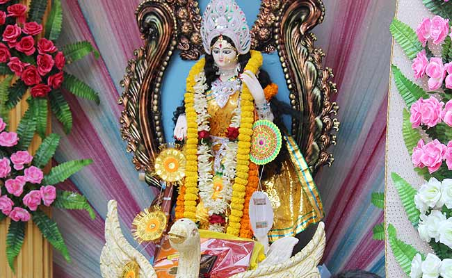 Basant Panchami 2019: Saraswati Puja Date, Time, Significance and Foods To Celebrate