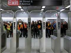 After A Century Of Promises, New Yorkers Finally Get Their 2nd Avenue Subway