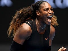 Sizzling Serena Williams Comes Back With A Bang