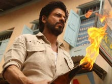 <I>Raees</I> Box Office Collection Day 5: Shah Rukh Khan's Film Speeds Towards 100 Crore