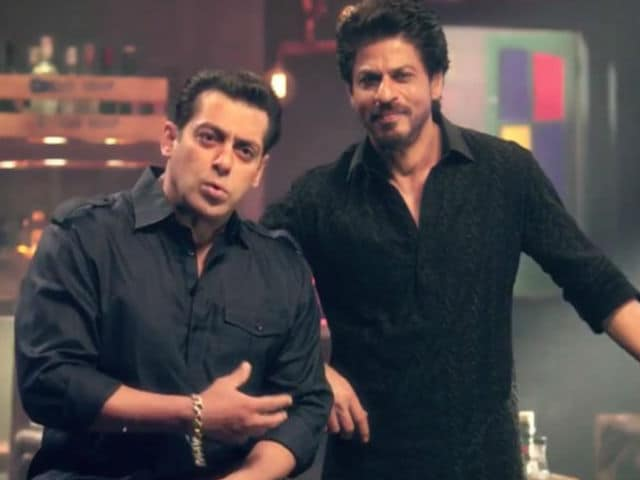 Bigg Boss 10: Salman And Shah Rukh Khan In The Moment We've Been Waiting For