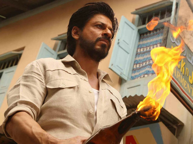 Raees Box Office Collection Day 5: Shah Rukh Khan's Film Speeds Towards 100 Crore