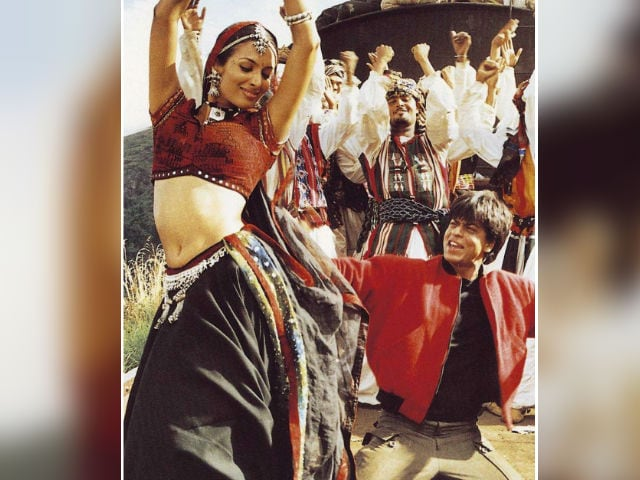 Shah Rukh Khan Reveals Just How 'Scary' It Was To Film Chaiyya Chaiyya