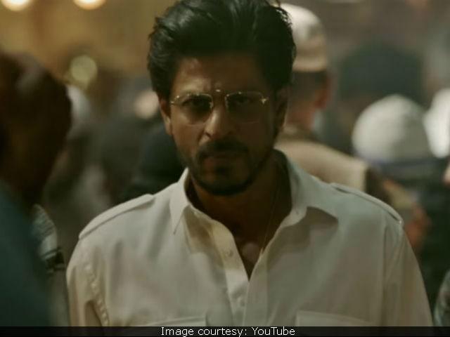 Raees Promo: Shah Rukh Khan Gives A Glimpse Of His Baniye Ka Dimaag