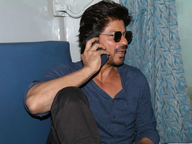 Blog: On The Train With Shah Rukh Khan - How He Handled Tragedy