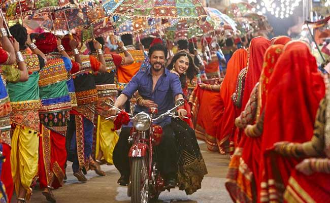 शाहरुख खान का 'रईस' में फिर दिखेगा मोटरसाइकिल वाला अवतार