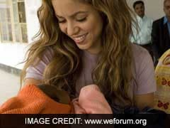 When Activist Shakira Was Made To Sing At World Economic Forum!