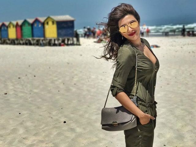 Shama Sikander Is Trending Because Of Her Stunning Vacation Pictures