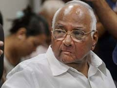 """Begging'' Protest By Sharad Pawar Party To Highlight Water Dues Of Ministers"