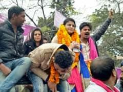 कांग्रेस से बाग़ी हुईं शिल्पी अरोड़ा, हरीश रावत के ख़िलाफ़ किच्छा से नामांकन भरा