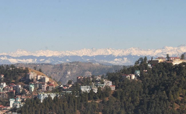 Dehradun And Shimla Makes It Into Centre's Smart City List