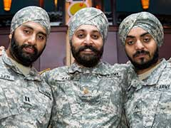 First Sikh Sworn-In As Police Officer In US City