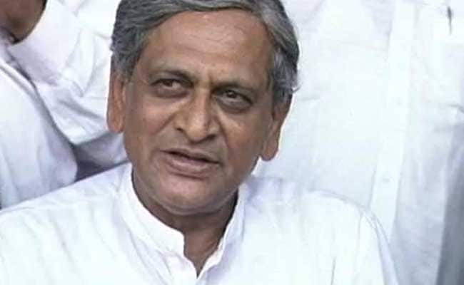 Former Union Minister SM Krishna Set To Join BJP This Week