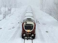 Heavy Snowfall Brings Kashmir To A Standstill