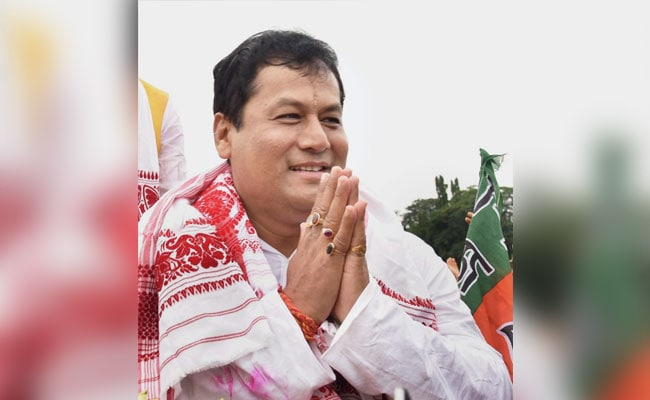 Sarbananda Sonowal Launches Free CT Scan Services In Assam's Majuli