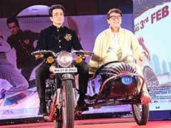 सोनू सूद चाहते हैं प्रधानमंत्री नरेंद्र मोदी को अपनी और जैकी चैन की फिल्म 'कुंग फू योगा' दिखाना