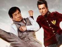 Sonu Sood Invites <i>Kung Fu Yoga</i> Co-star Jackie Chan to India, May Meet Salman Khan