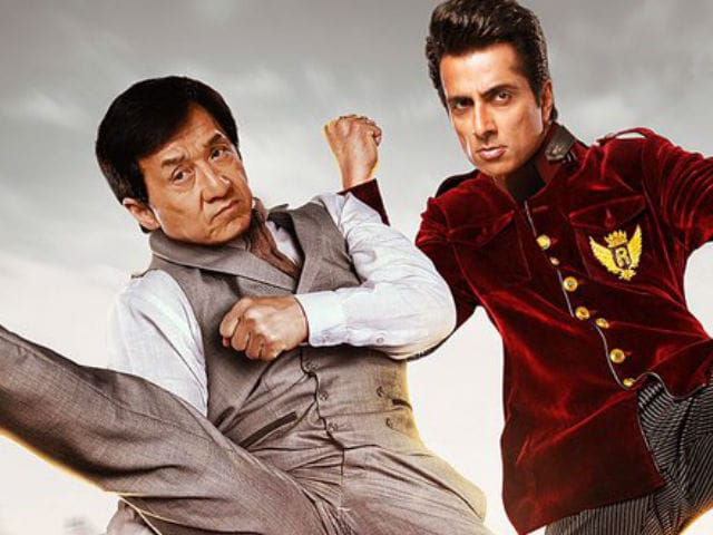 Sonu Sood Invites Kung Fu Yoga Co-star Jackie Chan to India, May Meet Salman Khan