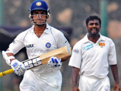 Sourav Ganguly Is A Great Captain: Muttiah Muralitharan
