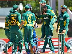 Wayne Parnell, Imran Tahir Help South Africa Take 1-0 Lead vs Sri Lanka