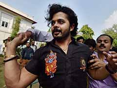 Sreesanth Denied NOC by BCCI to Play in Scotland Cricket League
