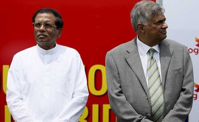 Will Remain Lankan PM, Naming Rajapaksa Unconstitutional: Wickremesinghe