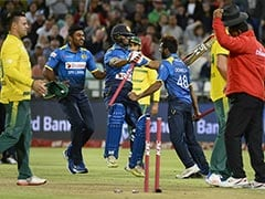 Sri Lanka Claim T20 Series in AB de Villiers