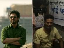 Shah Rukh Khan Tweets About Mumbai Cobbler Who Loves <I>Raees</i> Dialogues
