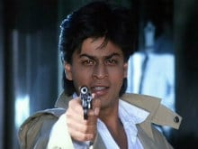 Shah Rukh Khan Told Us A 'Secret' About Why He Signed <I>Darr</i> And <I>Baazigar</i>