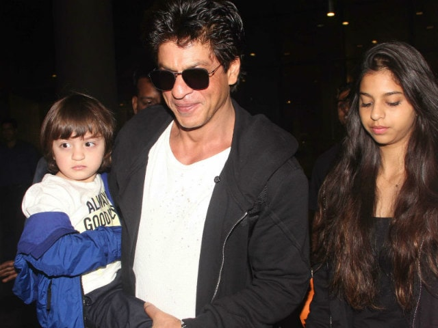 Shah Rukh Khan's Deadly Rules For Daughter Suhana's Boyfriends. Read And Quake