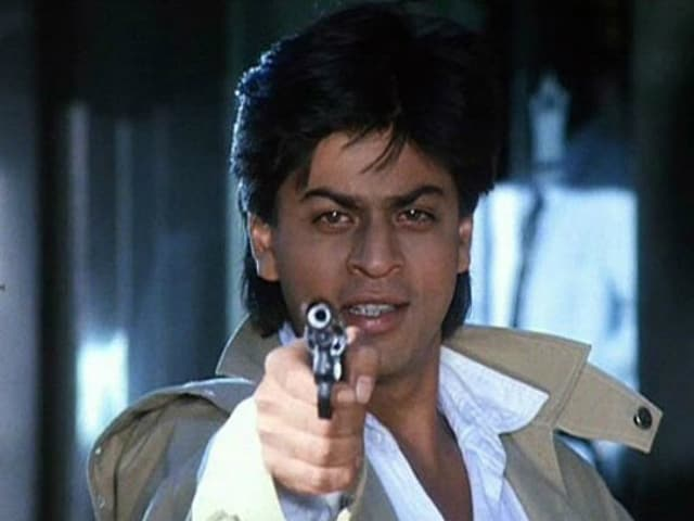 Shah Rukh Khan Told Us A 'Secret' About Why He Signed Darr And Baazigar