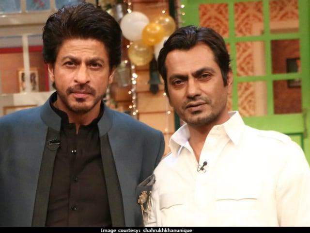 Raees: Shah Rukh Khan Isn't A Star On Set, Says Nawazuddin Siddiqui, Co-Star Of All 3 Khans